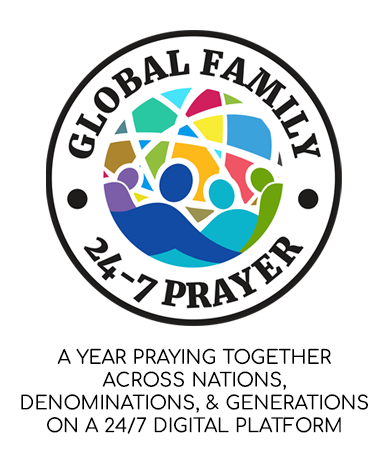 24 Hours x 7 Days x 52 Weeks<br>– A Year Praying together across Nations, Denominations, and Generations on a 24/7 digital platform